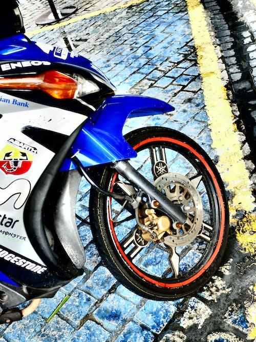 Free stock photo of motorbike