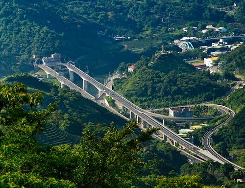 Free stock photo of aerial view, New Taipei, pinglin