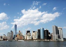 tapeta smotívom mesta New York