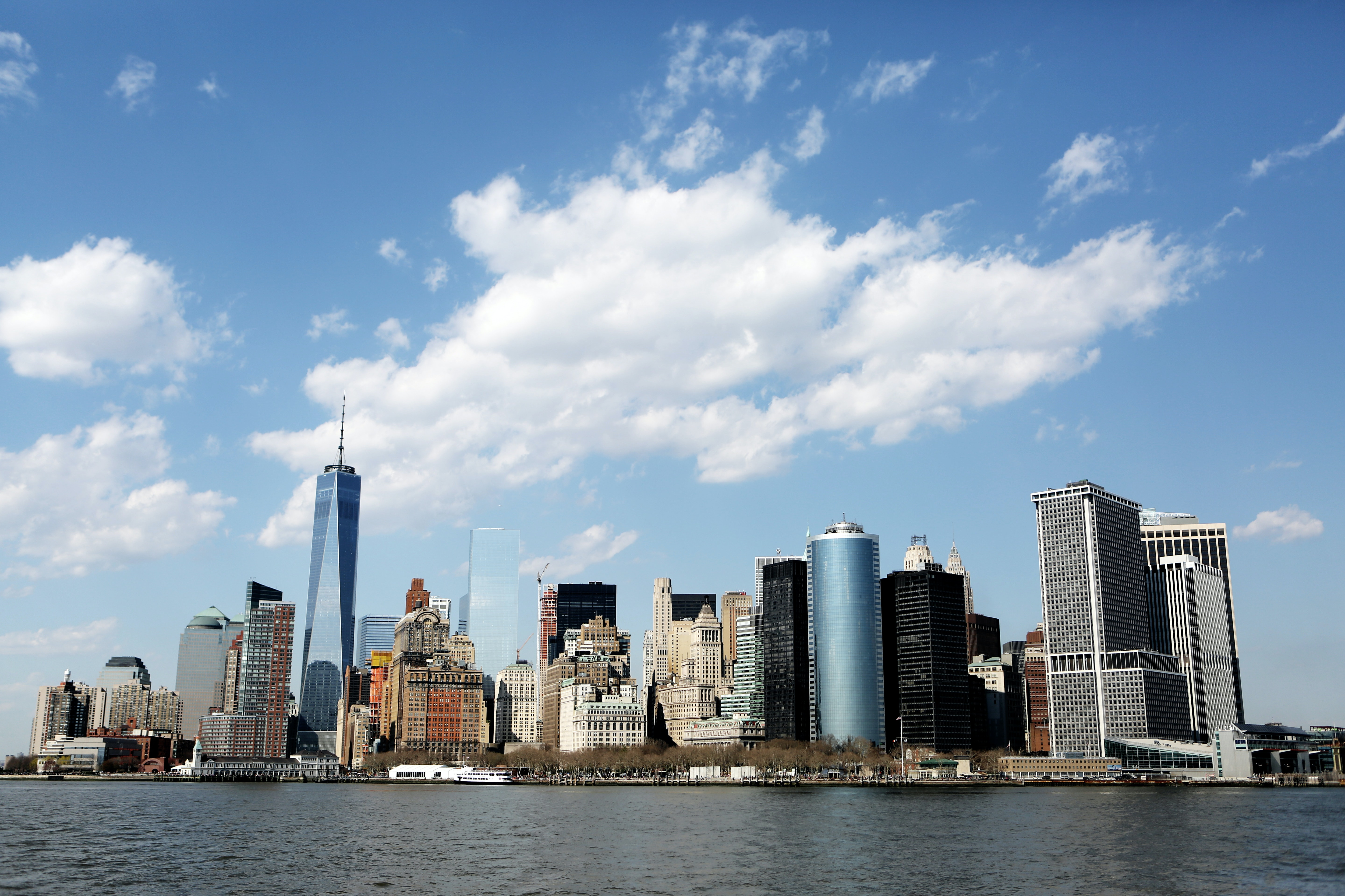 One World Trade Center In New York City Free Stock Photo