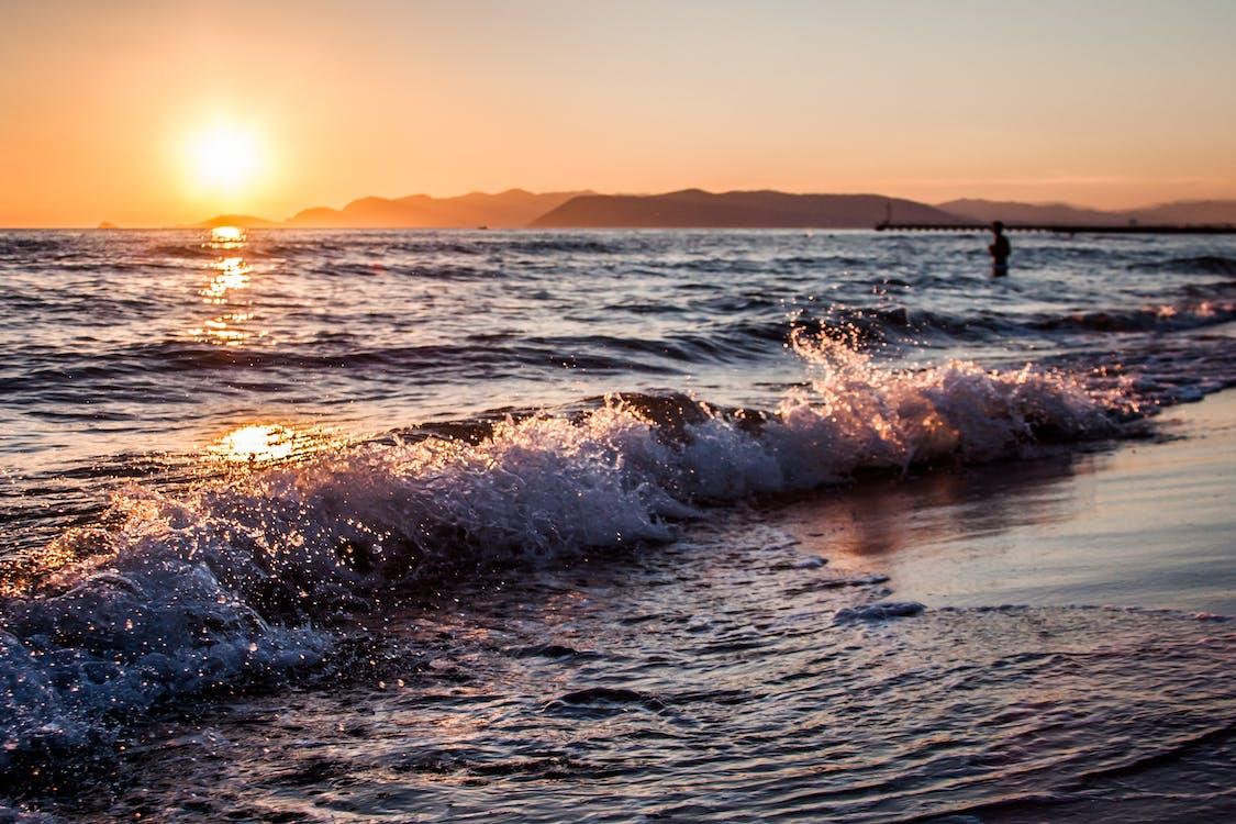 Δωρεάν στοκ φωτογραφιών με ακτή, άμμος, άνθρωπος