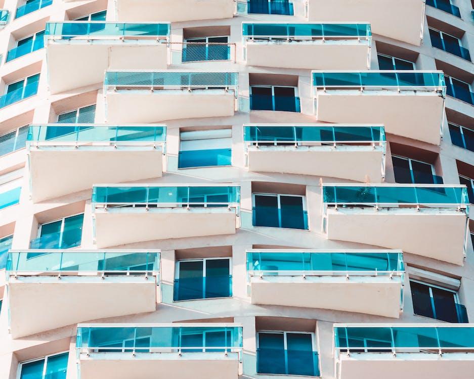 ban công, các cửa sổ, cao