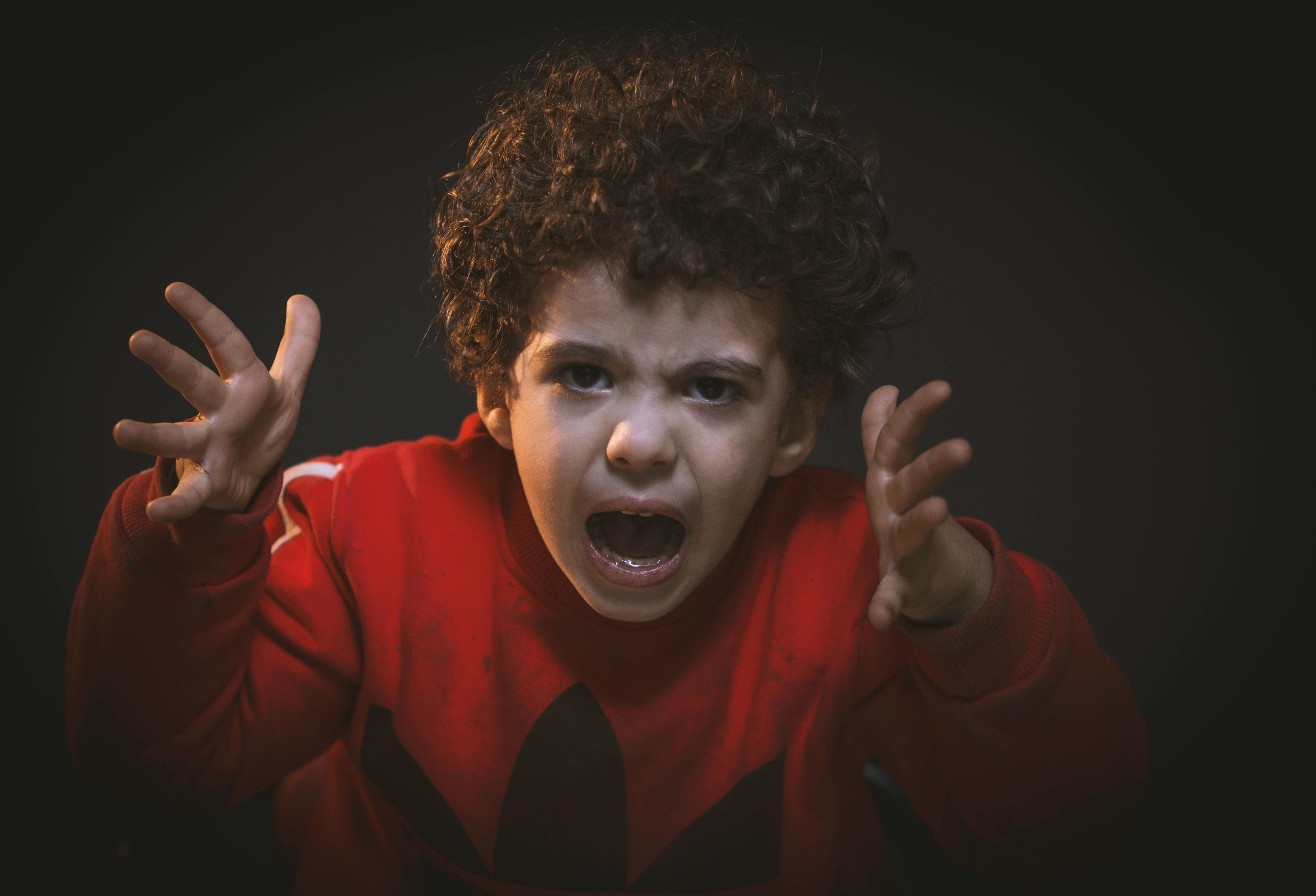 Bildergebnis für wütendes kind