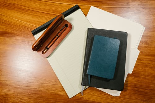 Free stock photo of agreement, blank, book bindings