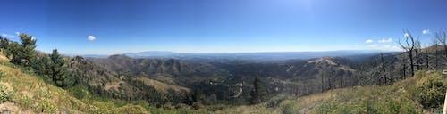 Gratis lagerfoto af bjerg, dagtimer, himmel, højde