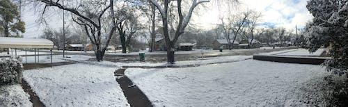Gratis lagerfoto af Panorama, panoramafoto, sne, texas