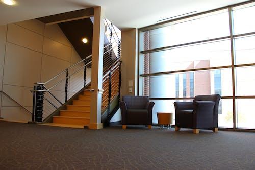 Gratis lagerfoto af interiør, moderne, staris, stephenville