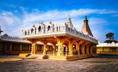 Free stock photo of Hindu temple