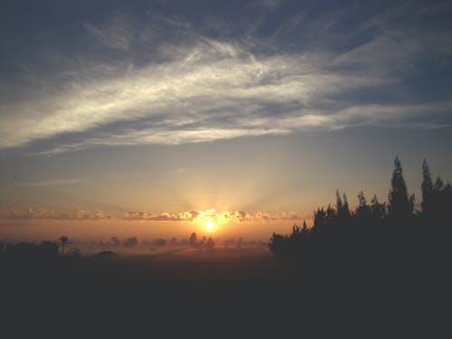 围栏, 埃及, 多雲的, 多雲的天空 的 免费素材照片