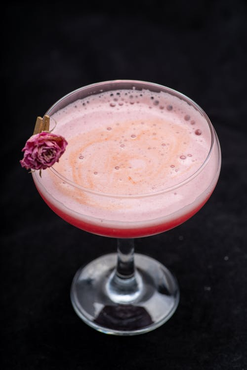 Close-Up Photo of a Cocktail Drink