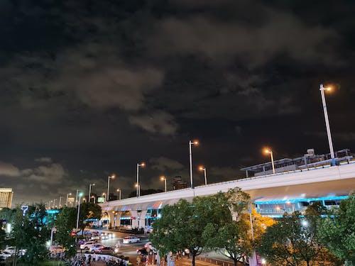 Бесплатное стоковое фото с город, ночь
