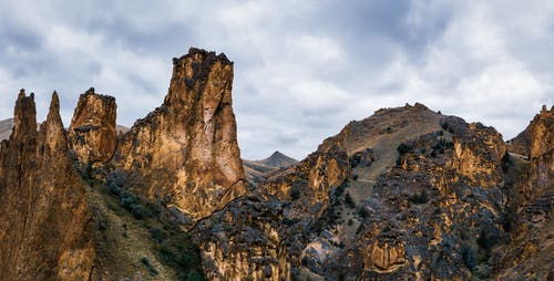 Gratis arkivbilde med daggry, eventyr, fjell