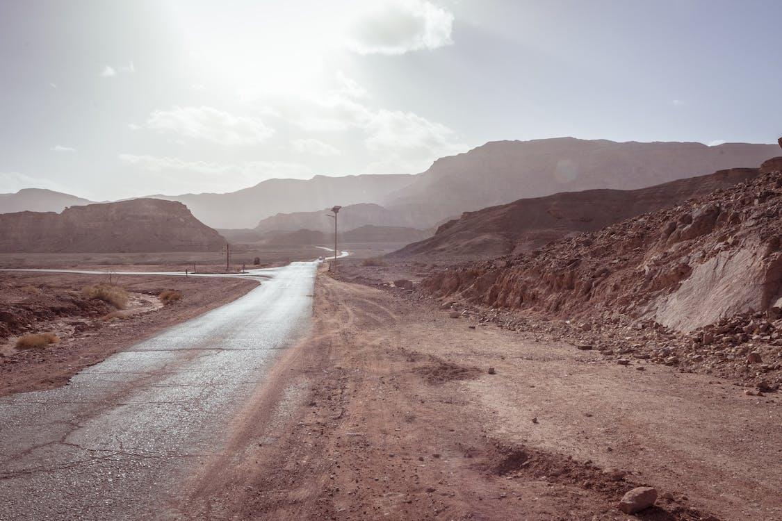Fotobanka sbezplatnými fotkami na tému hnedá, hory, Izrael