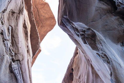 Foto d'estoc gratuïta de afilat, barranc, canó vermell, Canyon