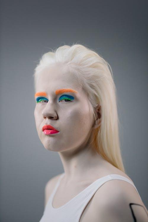 Gratis stockfoto met aantrekkelijk mooi, aantrekkingskracht, albino