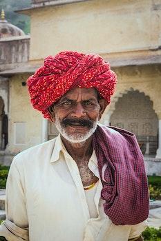 Free stock photo of #potrait, #amerfort, #peopleofrajasthan, Peopleofjaipur