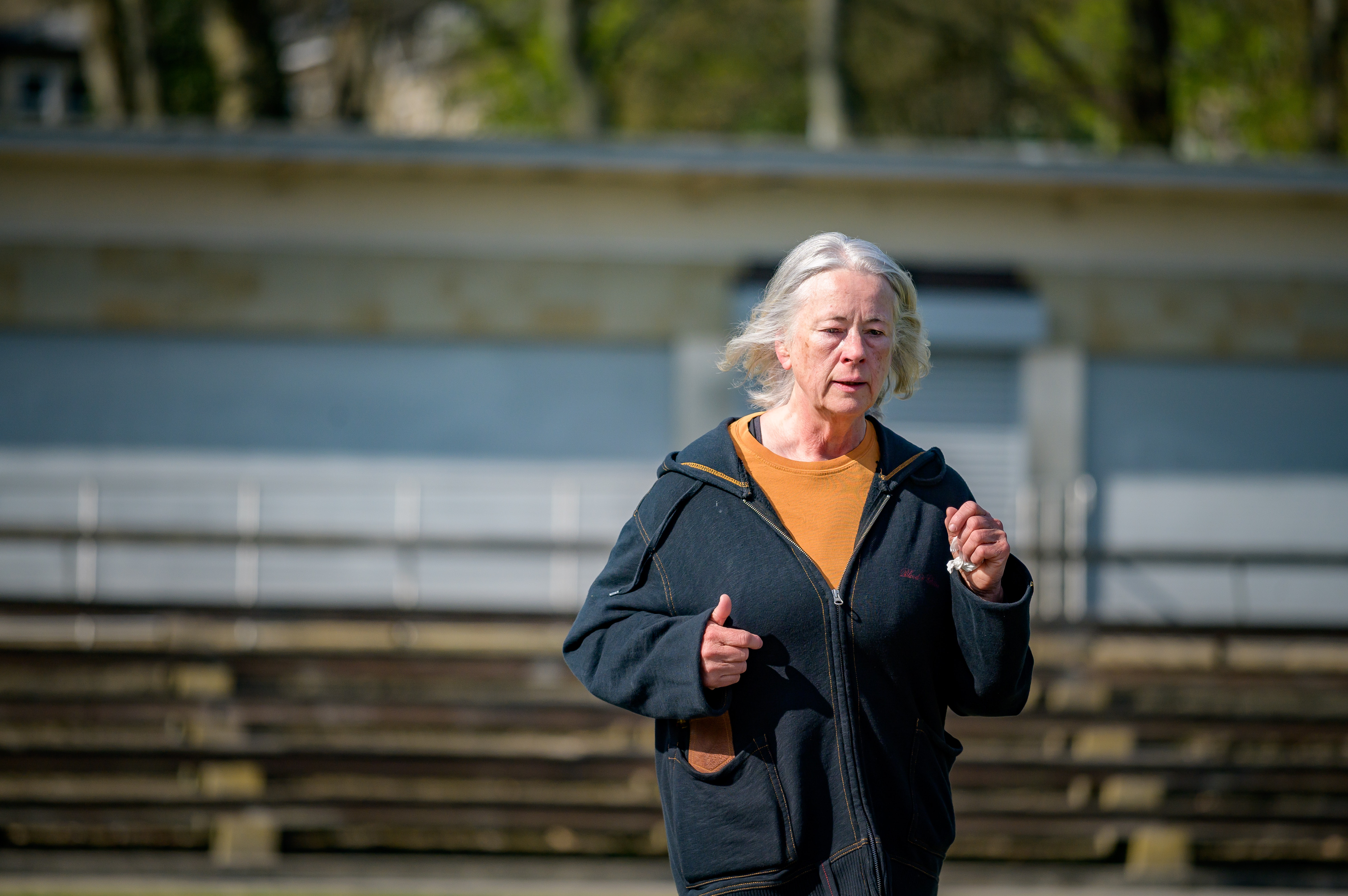 running keeps you young