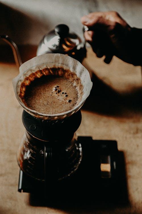 Ảnh lưu trữ miễn phí về bong bóng, cà phê, cà phê cappuccino