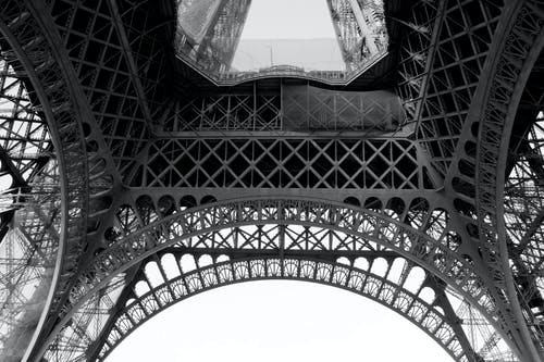 Gratis stockfoto met Eiffeltoren, hemel, lucht