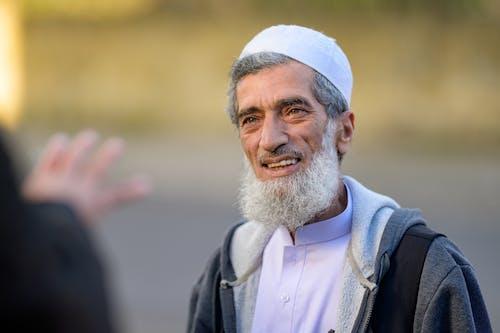 Free stock photo of beard, bearded, bearded man