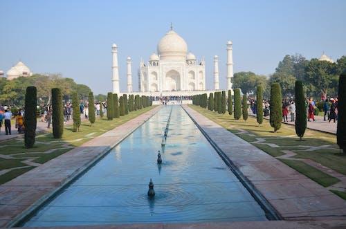 Taj Mahal during Daytime