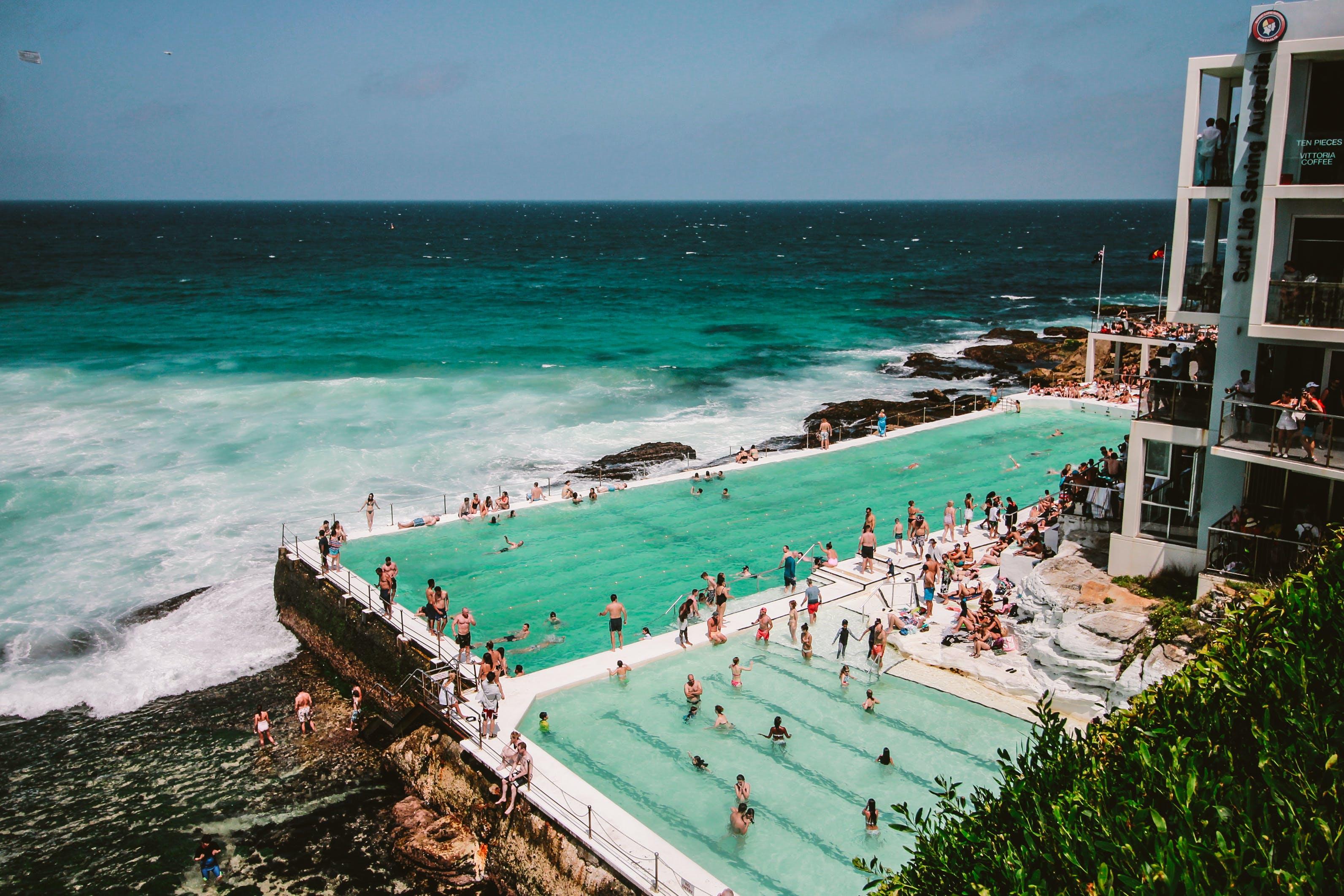 Kostenloses Stock Foto zu australien, badeort, bondi beach, draußen