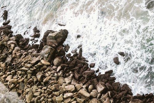 Foto stok gratis air, batu, bebatuan, cairan