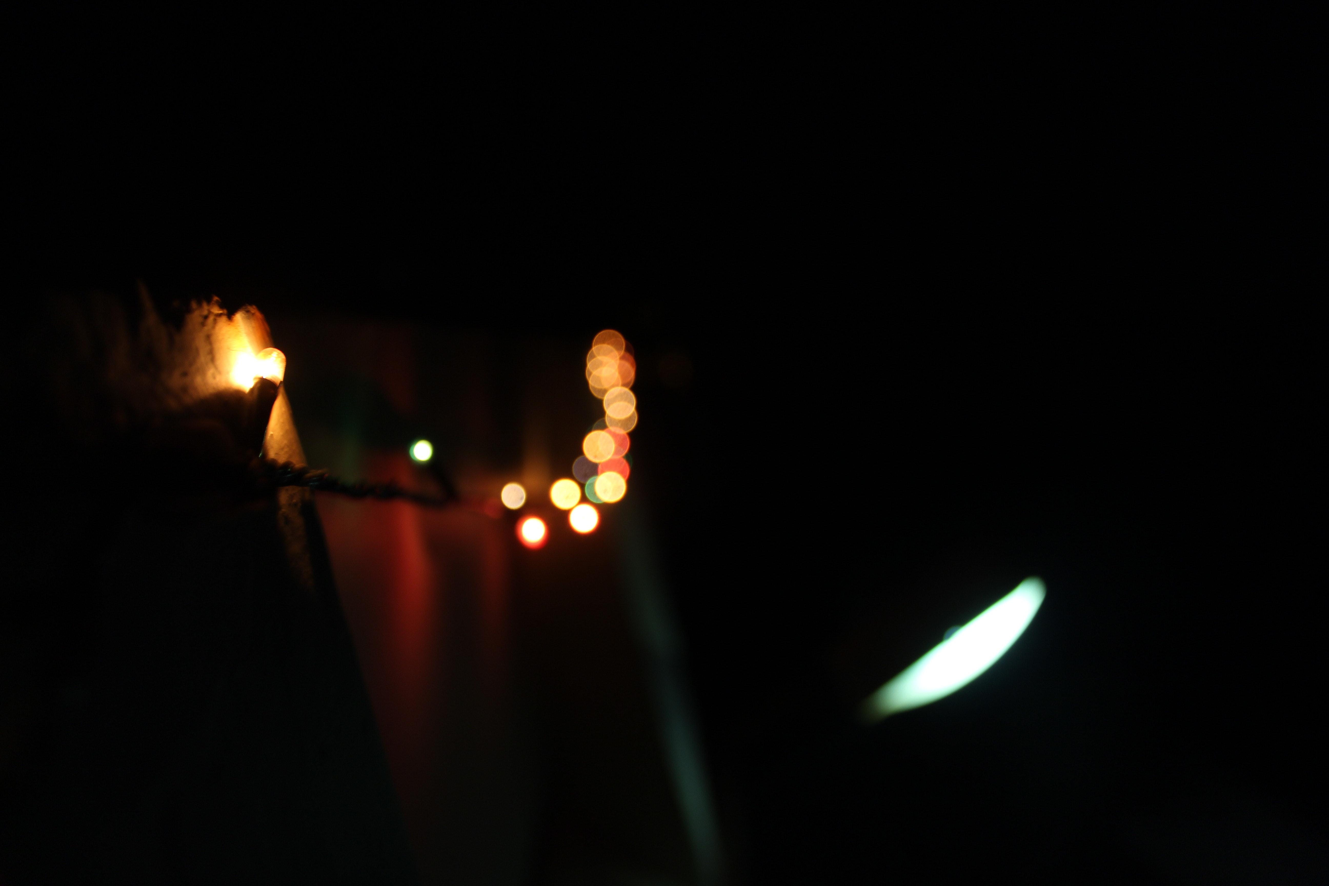 Free stock photo of bokeh, lights, night