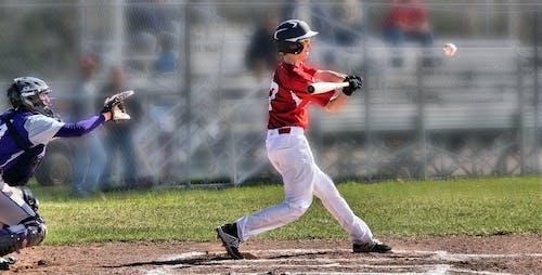 Δωρεάν στοκ φωτογραφιών με αθλήματα του μπέιζμπολ