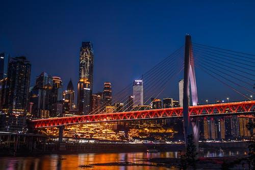Immagine gratuita di alto, architettura, area metropolitana