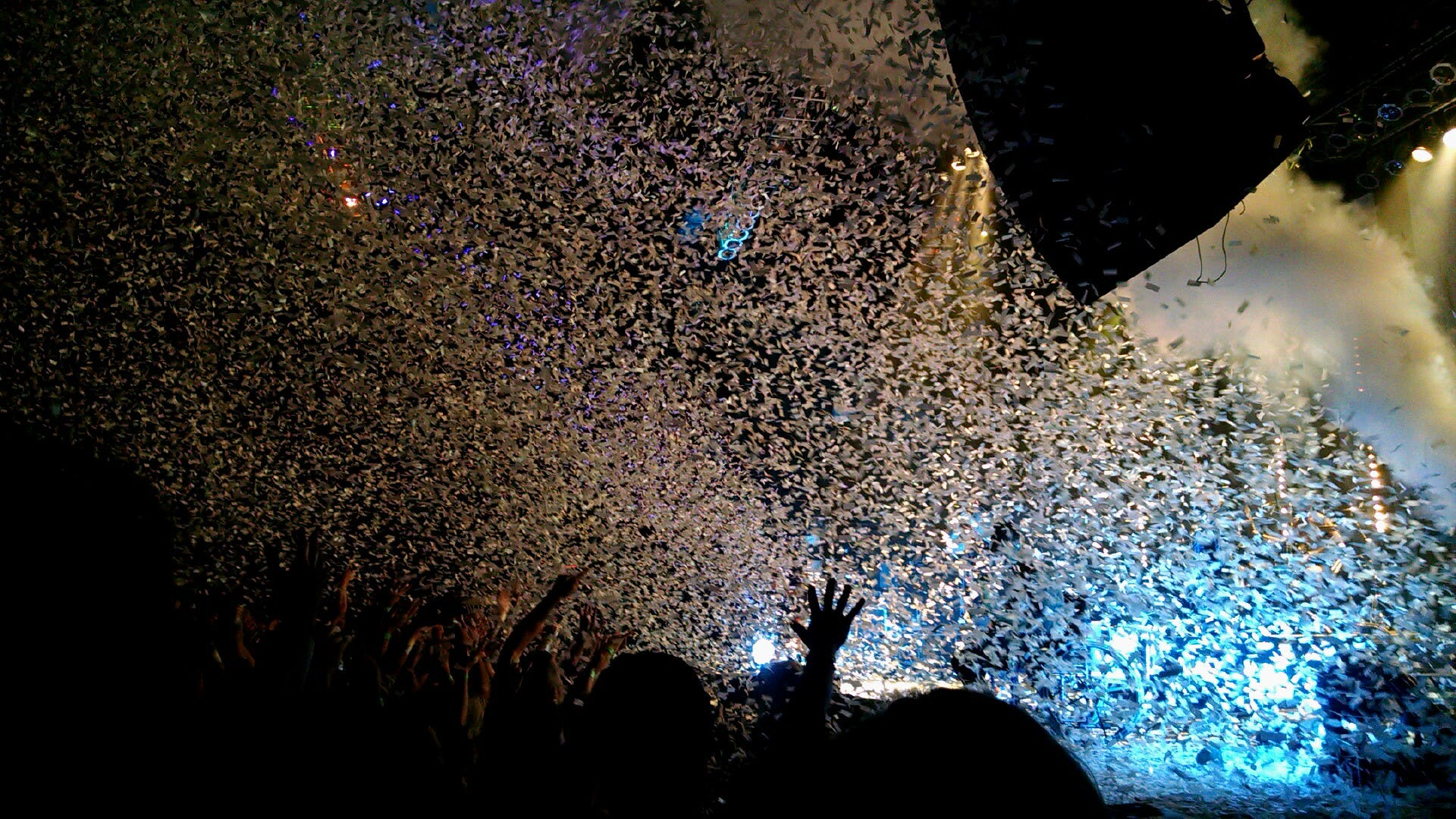 Free stock photo of night, music, show, concert