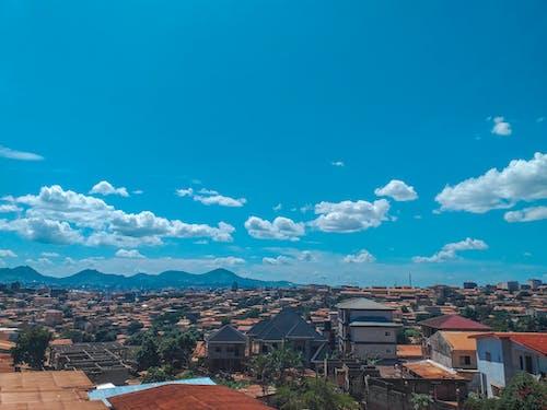 Foto profissional grátis de céu, céu azul, céu azul claro