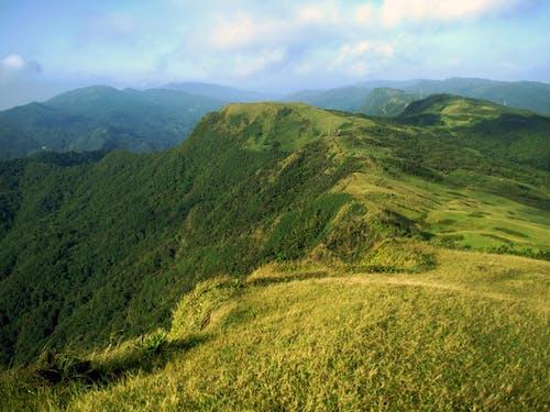Free stock photo of aerial view, ilan county, mountains