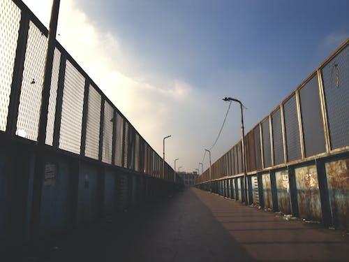 人行天桥, 围栏, 埃及, 橋 的 免费素材照片