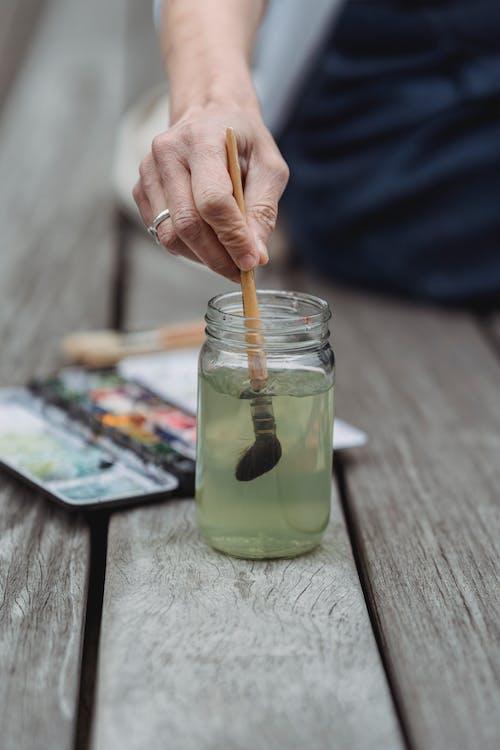 Foto stok gratis air, bahan seni, berendam