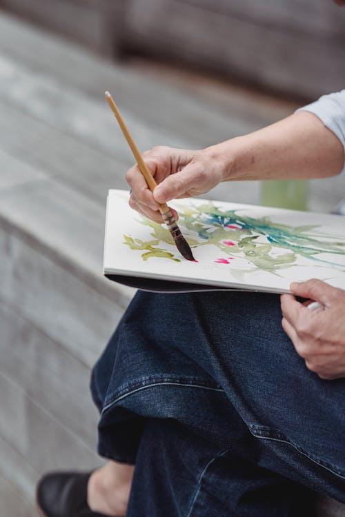 Fotos de stock gratuitas de afición, Arte, artista
