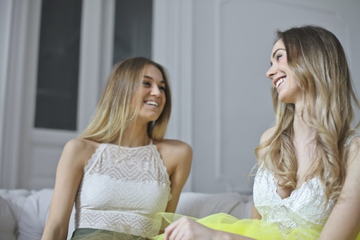 Photography of Women Laughing