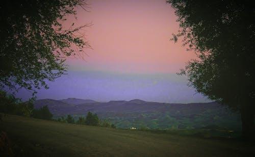 Free stock photo of blue sky, mountain
