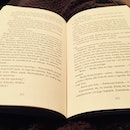 book, reading, pages