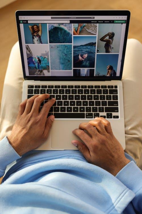 Ingyenes stockfotó billentyűzet, digitális nomád, dolgozó témában