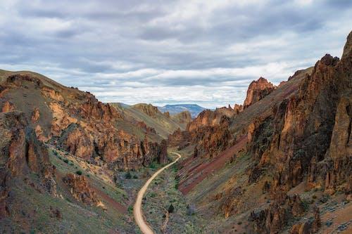 Gratis arkivbilde med canyon, daggry, dal