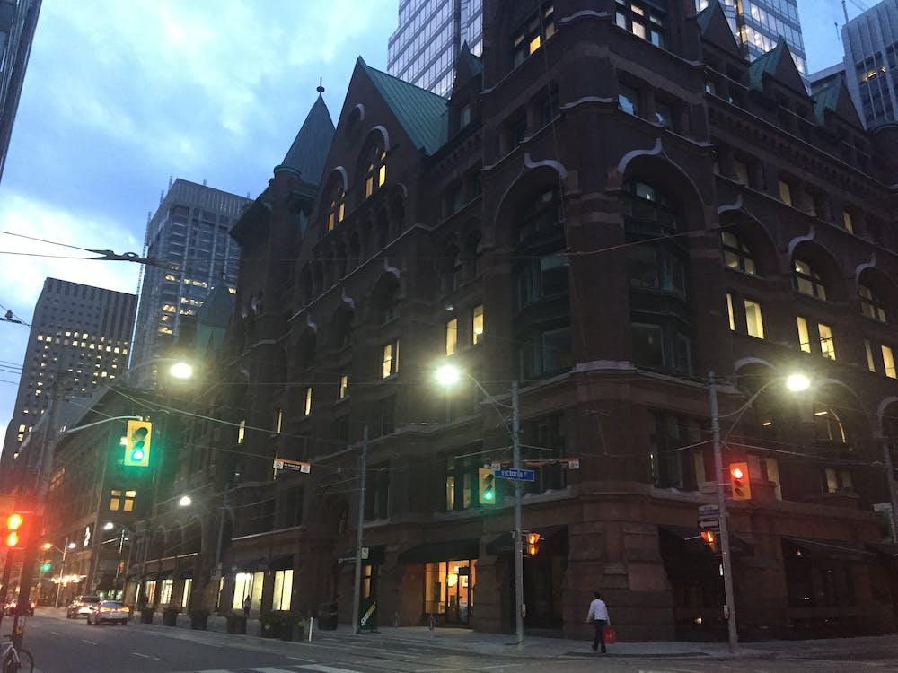 市中心, 旧楼 的 免费素材图片
