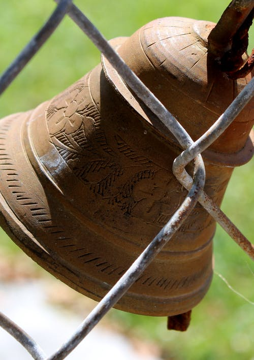Fotobanka sbezplatnými fotkami na tému brána, keramika, zvon
