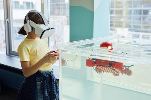 3C用品, VR, 兒童 的 免费素材图片