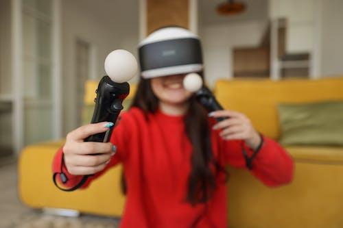 gadjet, VR, 享受 的 免费素材图片