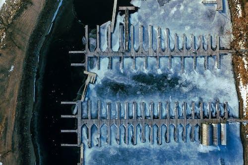 Darmowe zdjęcie z galerii z lód, mrożony, port