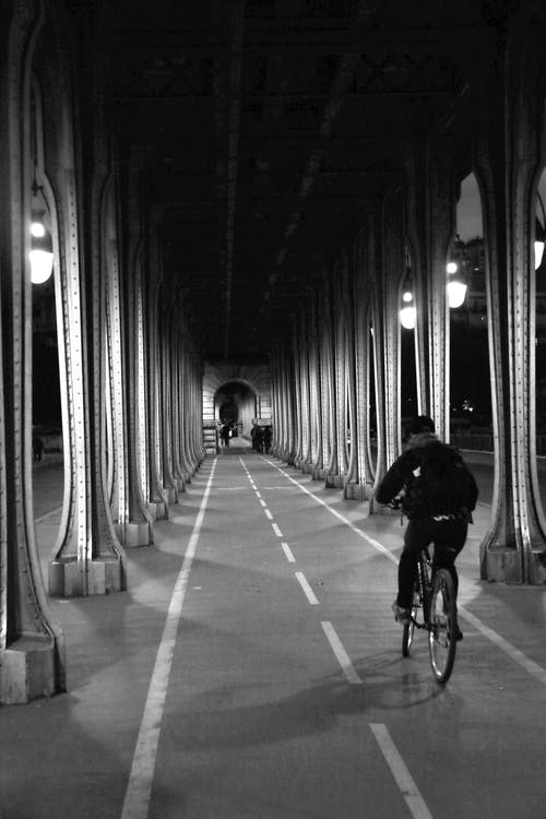 Gratis lagerfoto af cykel, cykling, fortov