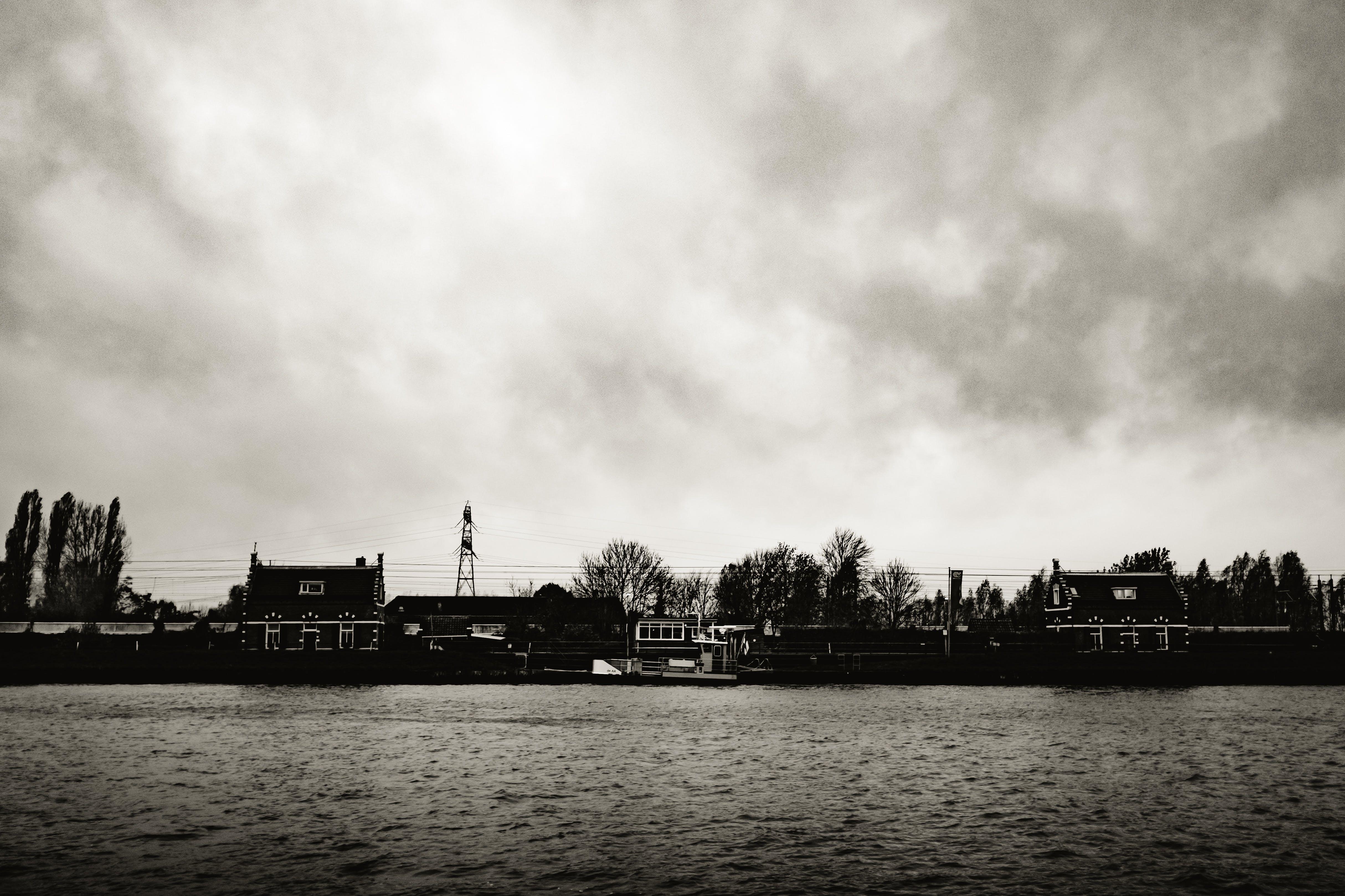 Free stock photo of ferry