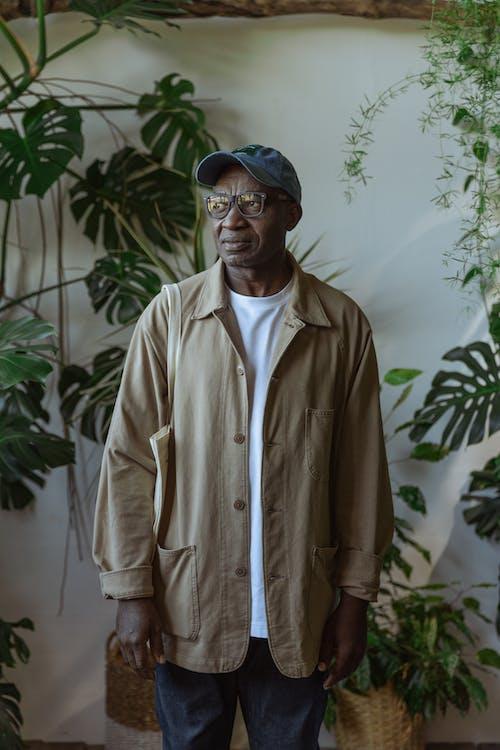 Foto stok gratis aksesori kepala, Amerika Afrika, bergaya