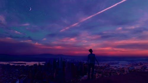 Ảnh lưu trữ miễn phí về bầu trời, đẹp, hình ngôi sao